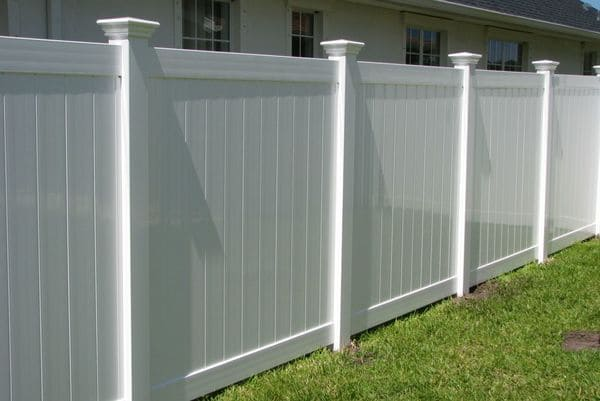 Vinyl Fence Seattle