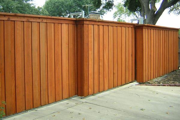 Wood Fence Seattle