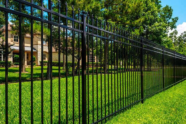 Iron Fence Seattle